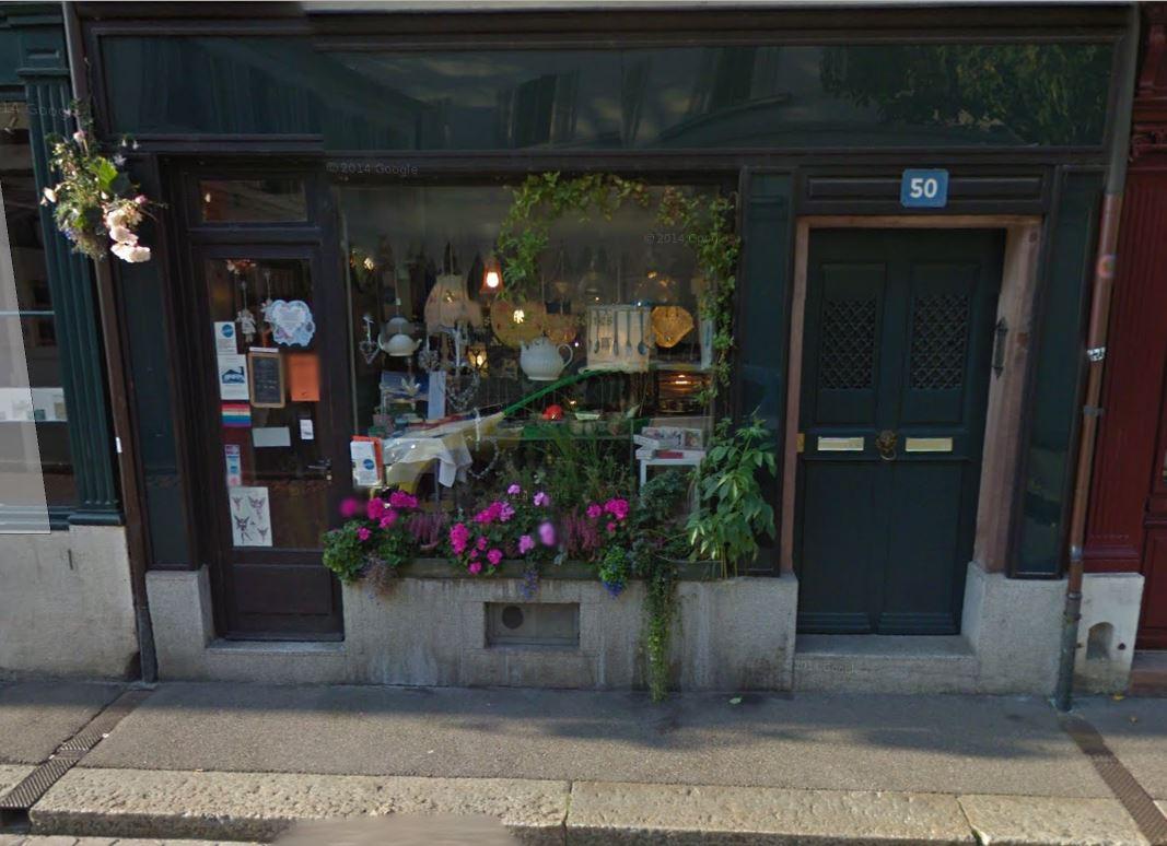 anders wohnen von Google Streetview aus gesehen.